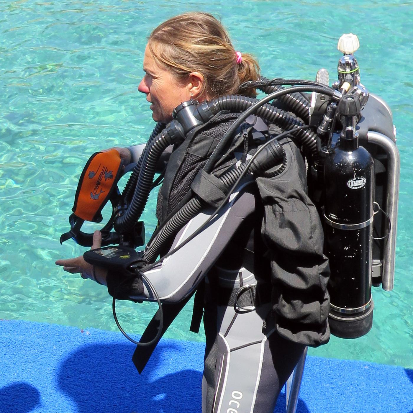 Joby Dogan PADI Dive Instructor   Bodrum