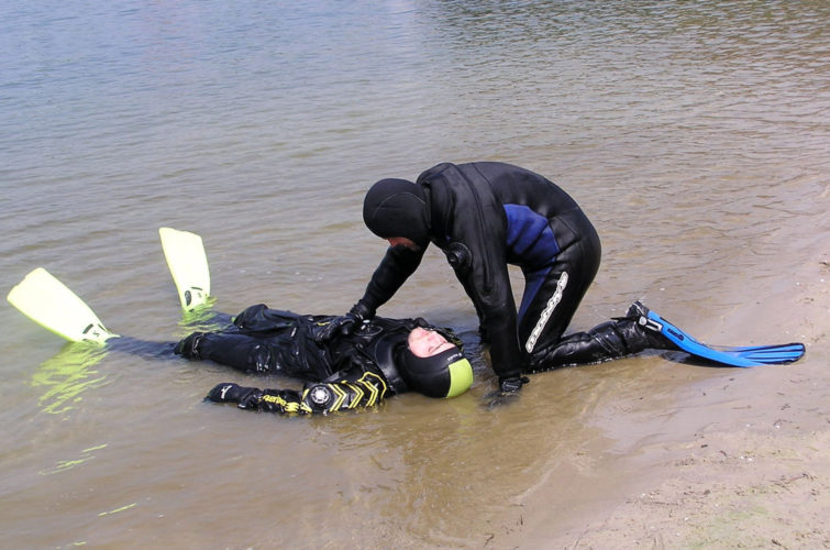 PADI Rescue Diving course with Aquapro Turkey